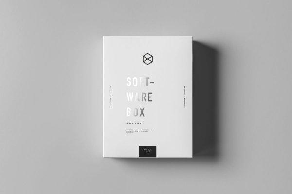 Software Box Mock-Up
